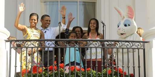"""Faux Outrage Of The Week: The White House's """"War On Easter"""""""