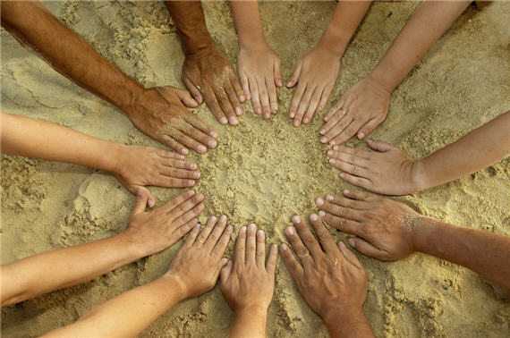 diversity-hands