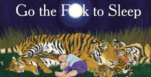 New Children's Book: Go The F- to Sleep