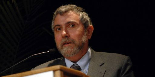 Paul Krugman Wonders Where The President He Thought He Was Voting For Went To