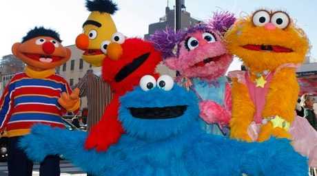 Sesame Street, Pakistan: Your Tax Dollars at Work