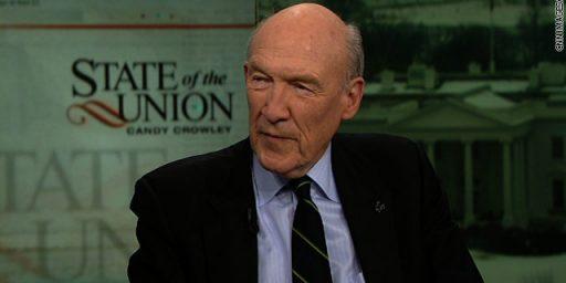Alan Simpson Calls Out His Fellow Republicans