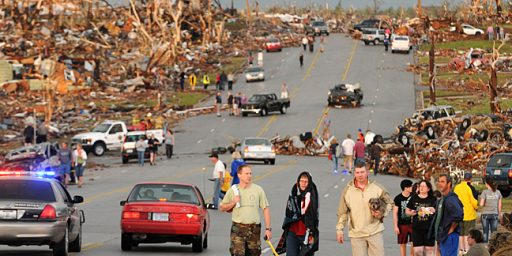 1,500 Still Missing In Joplin, Missouri After Tornado