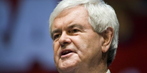 Newt Gingrich Is <strike>For The Ryan Plan,</strike> <strike>Against The Ryan Plan,</strike> For The Ryan Plan