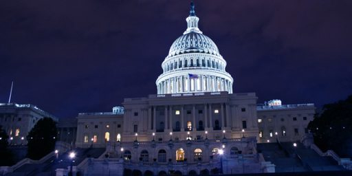 Congress Passes PATRIOT Act Extension Before Midnight Deadline
