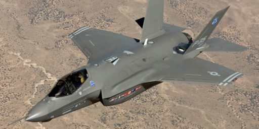 U.S. Grounds Every F-35 After Fire