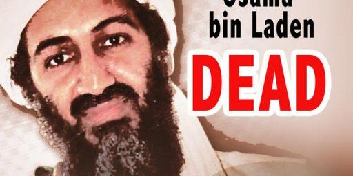 Family: Osama bin Laden Executed