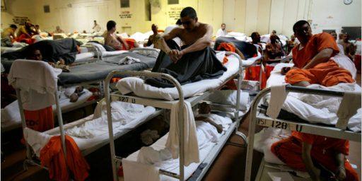 California Must Release 40,000 Prisoners
