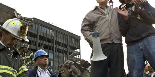 Bush Declines Invitation To Join Obama At Ground Zero