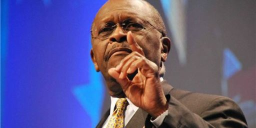 Herman Cain: Failing The Foreign Policy Test