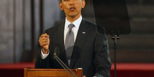 President Obama's Address to Parliament