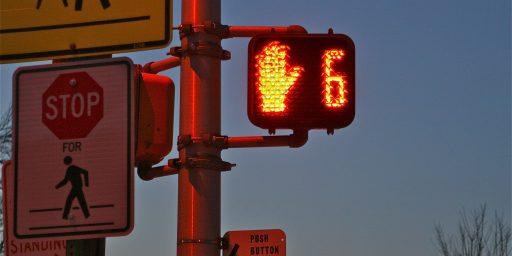 Pedestrian Safety: Preventable Deaths?