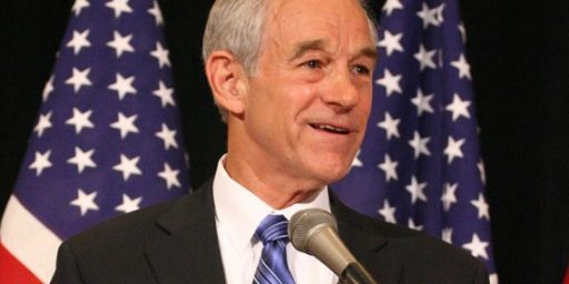 "Ron Paul: Trump Debate ""Beneath The Office Of The Presidency"""