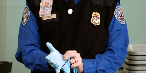 "Texas House Passes Bill Banning TSA ""Grope"" Searches"