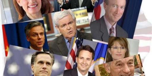 Mitt Romney Most Qualified To Be POTUS, Sarah Palin Least Qualified, New Poll Says