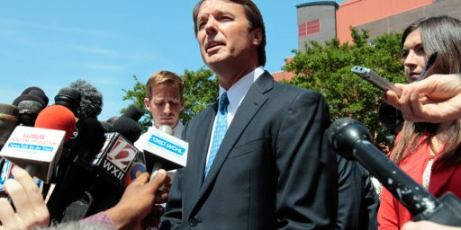 John Edwards Not Guilty On One Count, Mistrial On Remaining Five Counts
