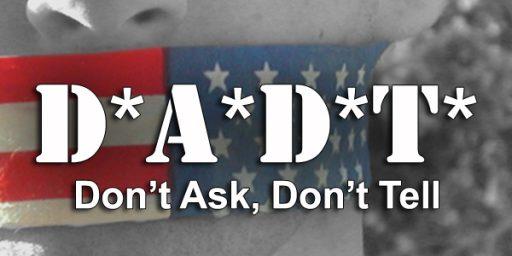No DOMA + No DADT = ?