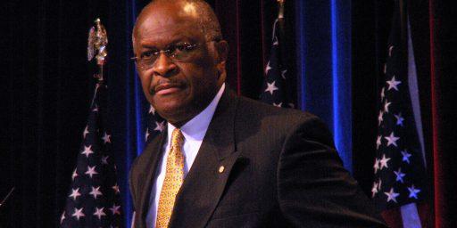 "Herman Cain: Gun Control A ""States Issue."" Huh?"