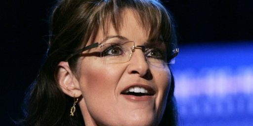 66% Of Americans, 54% Of Republicans, Don't Want Sarah Palin To Run For President