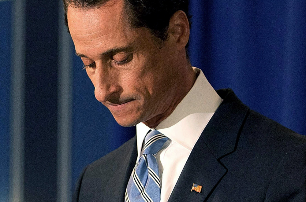 Image: Rep. Anthony Weiner Admits To Tweeting Lewd Photo, Lying
