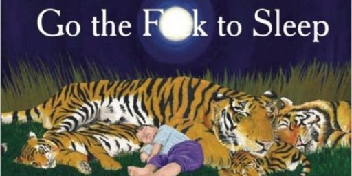 Does 'Go The F- To Sleep' Encourage Violence Against Kids?