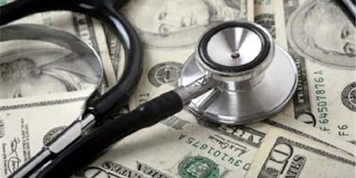 Health Care Costs And The Third-Party Payer Problem