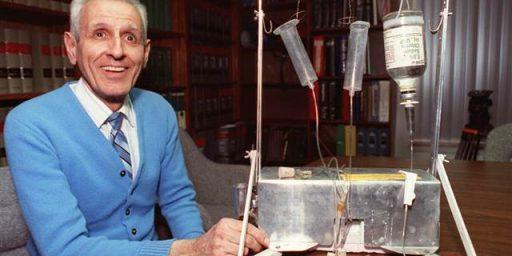 Jack Kevorkian Dead at 83