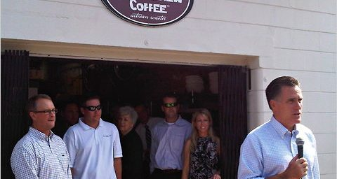 Mitt Romney: I'm Also Unemployed
