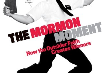Newsweek Mitt Romney Mormons Cover