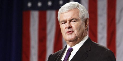 How Can Newt Gingrich Possibly Live Down His Past?