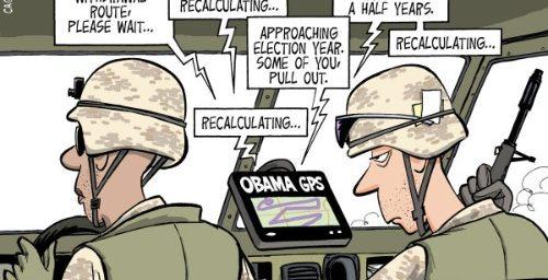 Obama's GPS