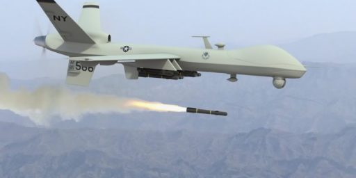"U.S. Drones Strike Somalia, Or As We Can Now Call It, ""War Number Five"""