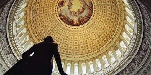 Choir Chastised for Singing National Anthem in US Capitol!