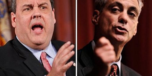 In Defense Of Chris Christie And Rahm Emanuel