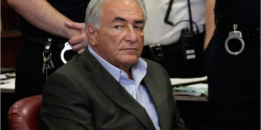 Rape Charges Against Dominique Strauss-Kahn About To Be Dropped?