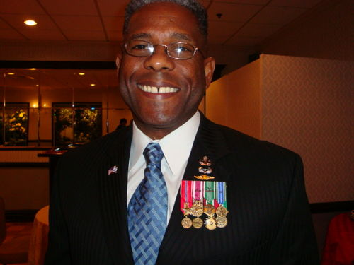 Once Again Allen West Proves Himself To Be An Embarrassment