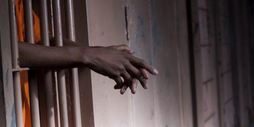 Study: Black Men Survive Longer In Prison