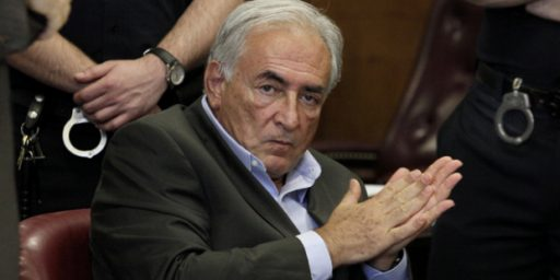 Dominique Strauss-Kahn Released on Own Recognizance