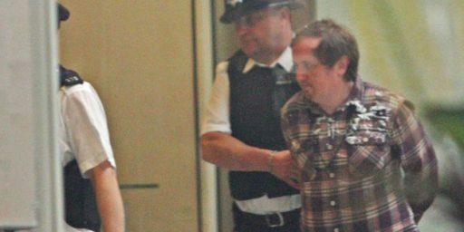 Rupert Murdoch Assaulted in Parliamentary Hearing