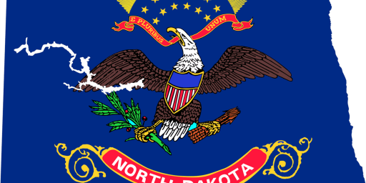 Technically, North Dakota Might Not Be A State