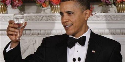 Obama Raises $86 Million For Campaign, DNC