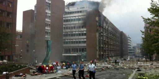 Oslo Bomb Blast and Shooting Spree: Al Qaeda Suspected (Updated)