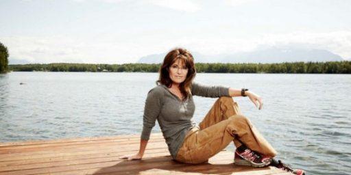 Sarah Palin Newsweek Photo Shoot