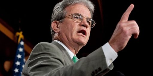 Tom Coburn: Lady Gaga of Fiscal Conservatives