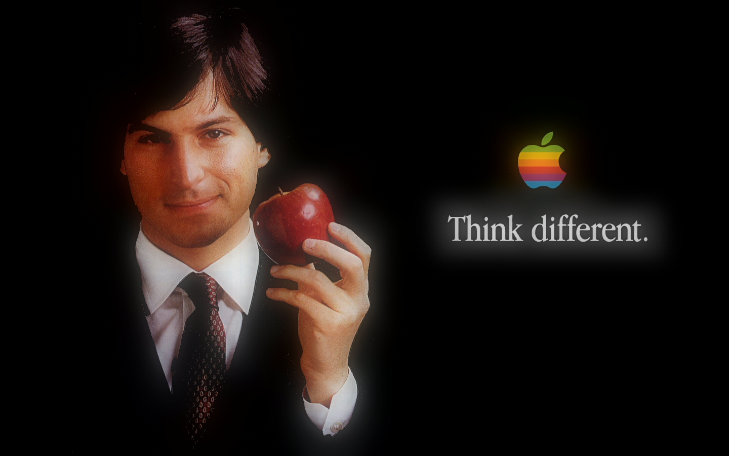 """analysis of apple advertising think different Marketing mix of all brands swot analysis of that apple launched the slogan """"think different"""" in strategy of apple inc – apple marketing strategy."""