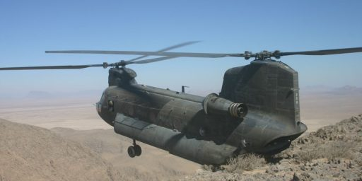 Afghan Official: SEAL Helicopter Shoot Down Was A Taliban Trap