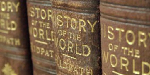 History Bogarting Its Dissertations