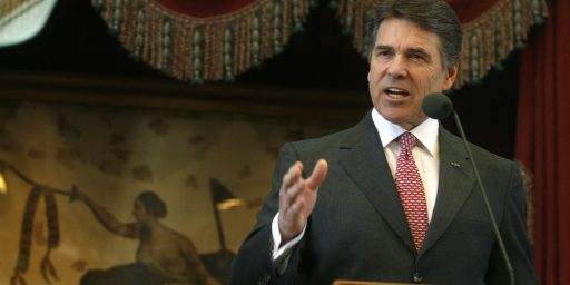 Assessing Rick Perry's Vulnerabilities
