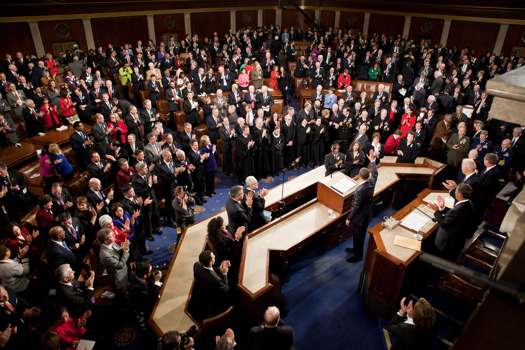 Obama Joint Session of Congress