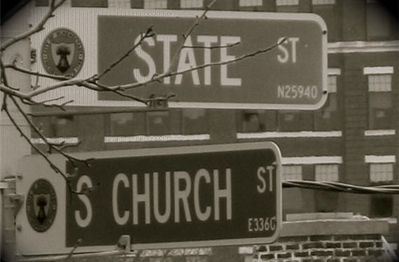 church-state-street-signs